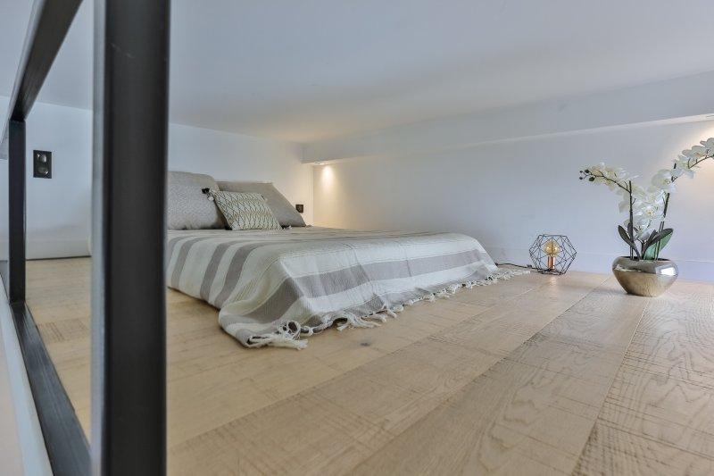 GIOFFREDO 461 · Studio duplex neuf - Clim - 5 minutes de la mer
