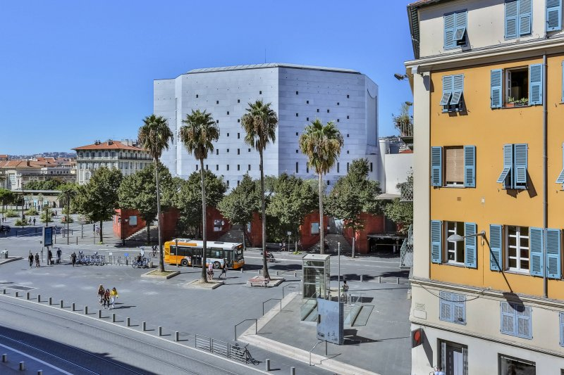 CIVETTE 3 · Place Garibaldi - Superbe 2 pièces - Balcon - Clim