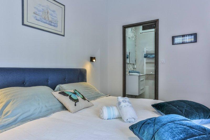 PROM 129 RDC · Promenade des Anglais - Vue mer - 2 chambres- Clim