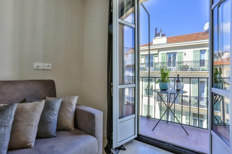 LEPANTE · Superbe 2 pièces plein centre - Balcon - Clim
