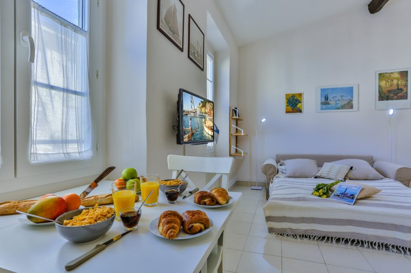 SUEDE · Charmant appartement - 100 mètres de la plage