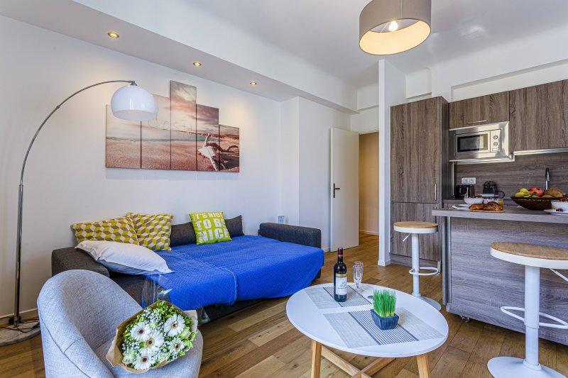 MEYERBEER - Superbe Appartement Calme - 1 minute de la mer