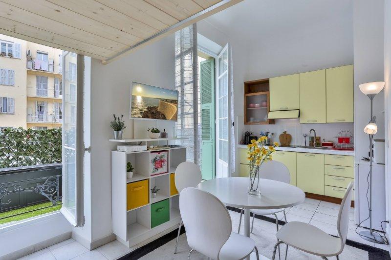 BAQUIS - Grande Terrasse - Superbe Studio - Climatisation