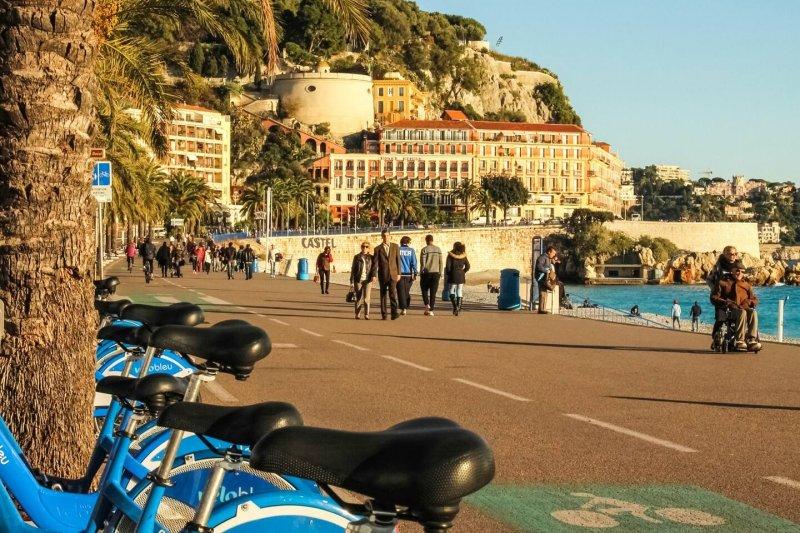 Burnico 1 · Vieux-Nice · Studio refait à neuf