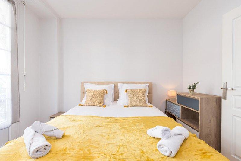 CONGRES 13 - Appartement avec 2 chambres à 1 minute de la plage!