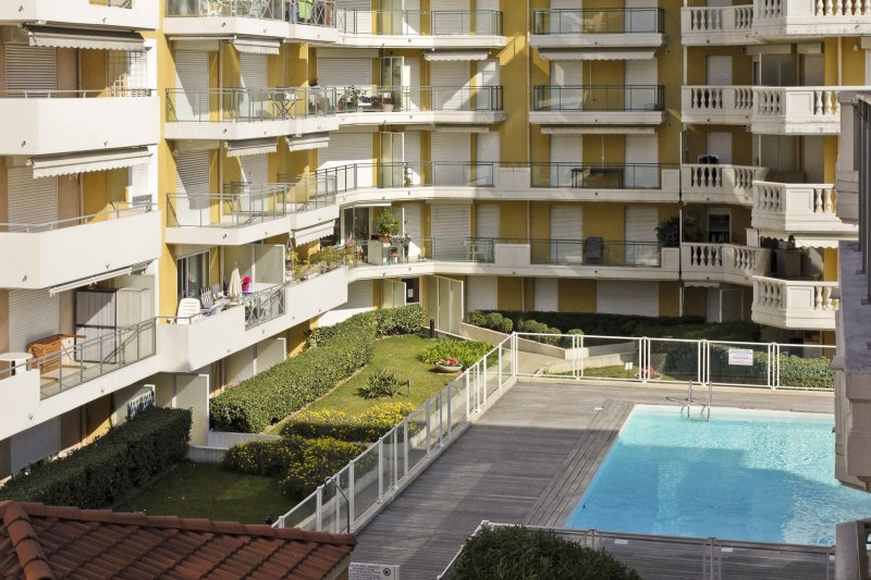 Appartement proche mer - Parking - Piscine - 509