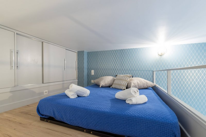 Cozy duplex - Gare Nice ville - 15