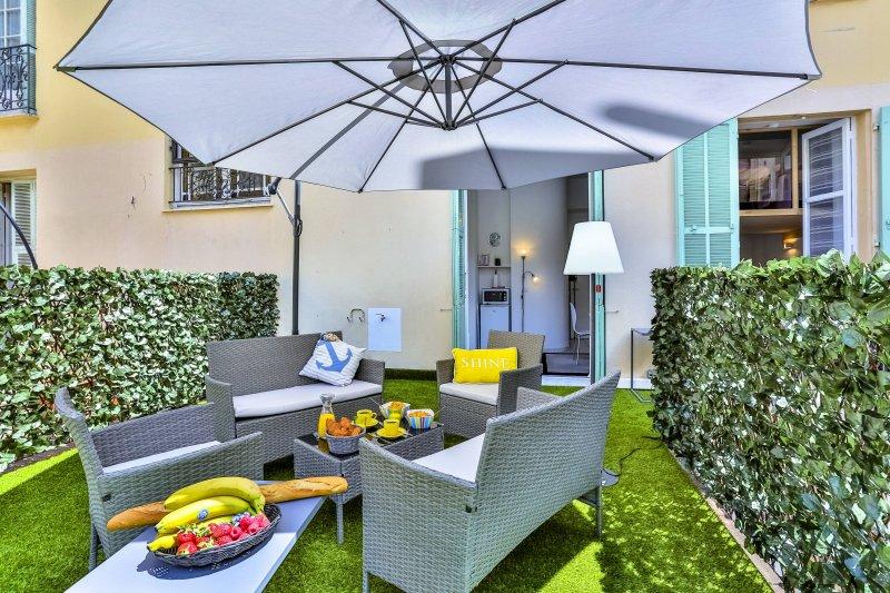 Grande Terrasse - Superbe Studio - Climatisation